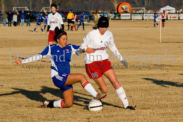Tulsa Tournament - Game 1 (11-18-2006)