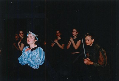 Spring 2002 - The Shakespeare Revue