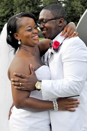 Priscilla and Jah's Wedding