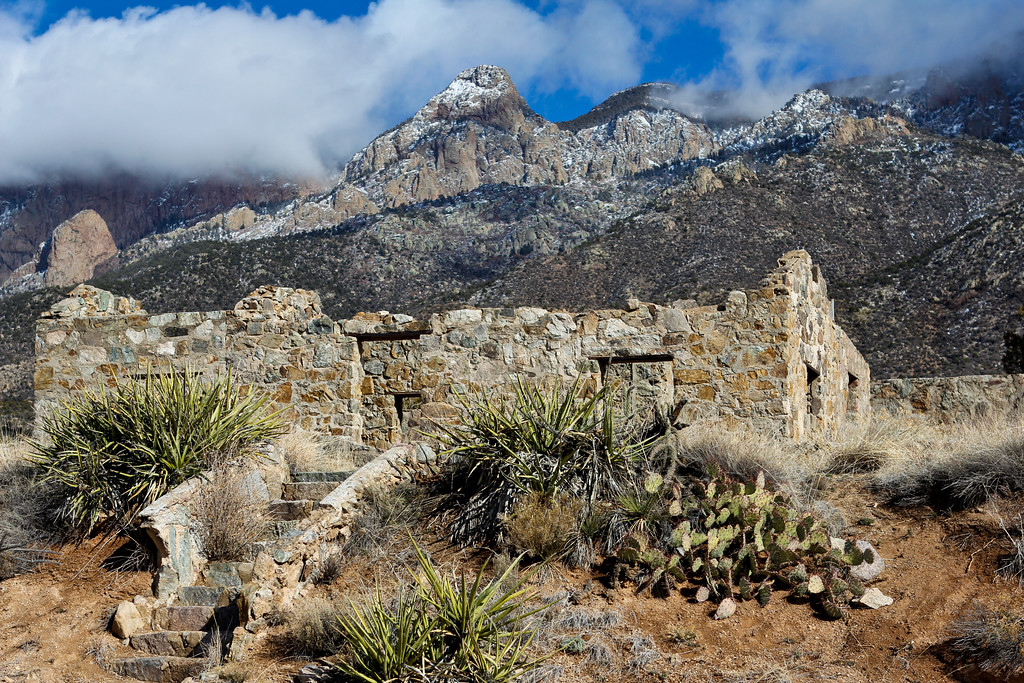 1/25/12<br /> <br /> Native American ruins in the foot hills of the Sandia Mountains, Albuquerque NM