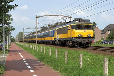 NS Nederlandse Spoorwegen