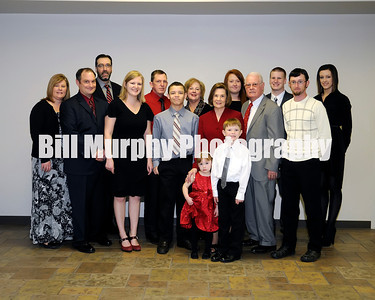 Mathis Family March 30, 2013