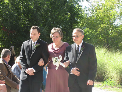 Andy and Kristin Wedding