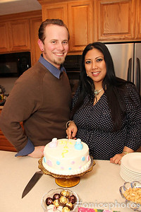 Dot and Todd Gender Reveal