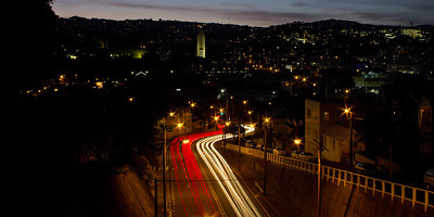 Light Blur - Victoria Tunnel