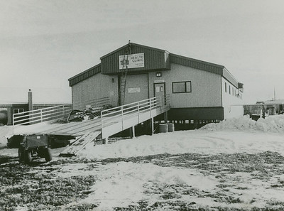 Marvel in Barrow Alaska 1980-1983