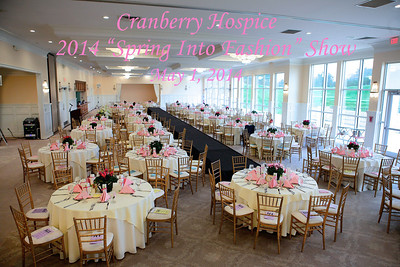 "2014 Cranberry Hospice ""Spring Into Fashion"" Show"