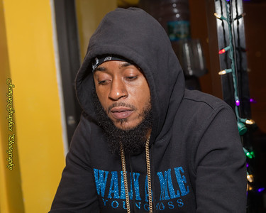 Khago Interview  at Caribbean power jam Radio