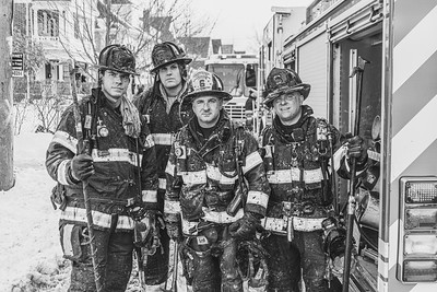 2 Alarm Structure Fire - 401 Sigourney St, Hartford, CT - 12/19/20
