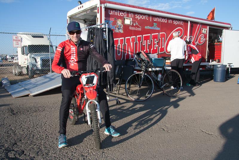 2014  Leduc/Camrose MS Bike Tour