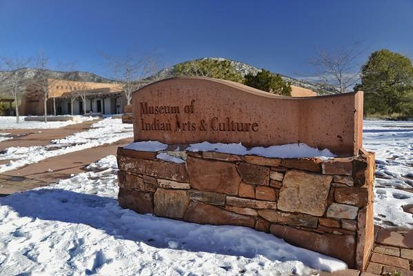 160101 Santa Fe Museum of Indian Arts and Culture