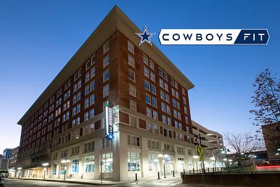 Cowboys Fit - Downtown