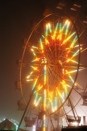 Carny in the mist