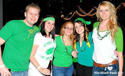 St. Patrick's Club Night