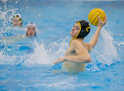 2014 Zeeland Water Polo vs Rockford
