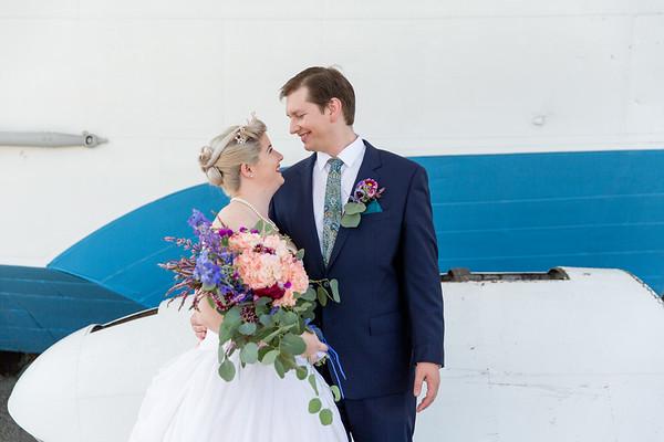 Stacy & Greg Wedding in Oakland