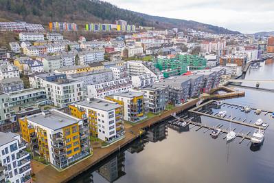 Bergen, Damsgårdssundet