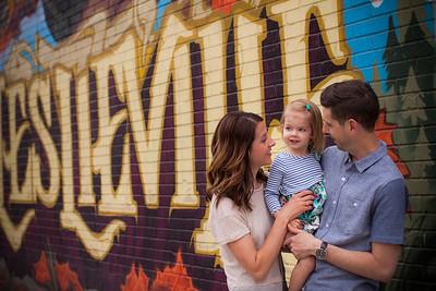 The Dwight Tolzman Family