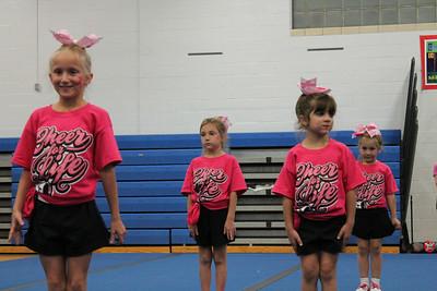 CFL Mini's Team