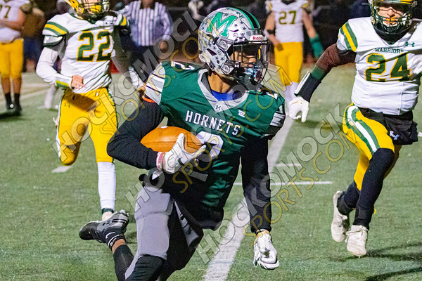 Mansfield-King Philip Football - 11-08-19