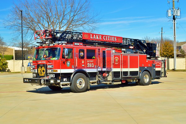 Lake Cities Fire Department