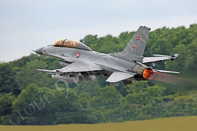 Danish Air Force Lockheed Martin F-16 Fighting Falcon Pictures