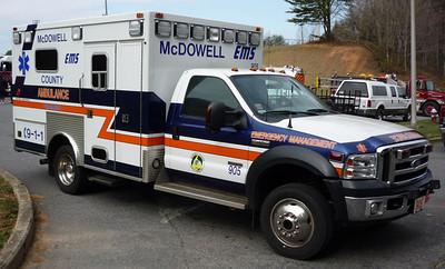 McDowell County EMS