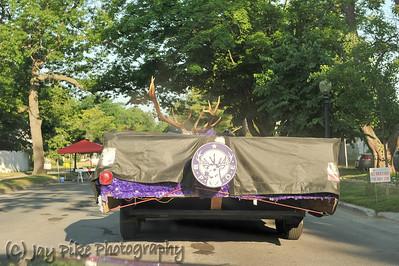 July 6, 2013 - Traverse City Cherry Festival Parade