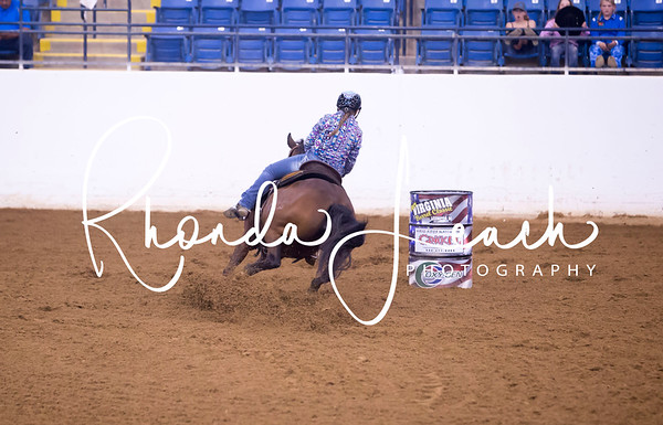 Virginia Classic Barrel Race  Sunday 6-4-17 #4 Youth
