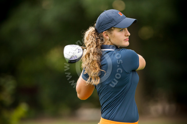 Wheaton College 2013-14 Women's Golf Team Action Photos
