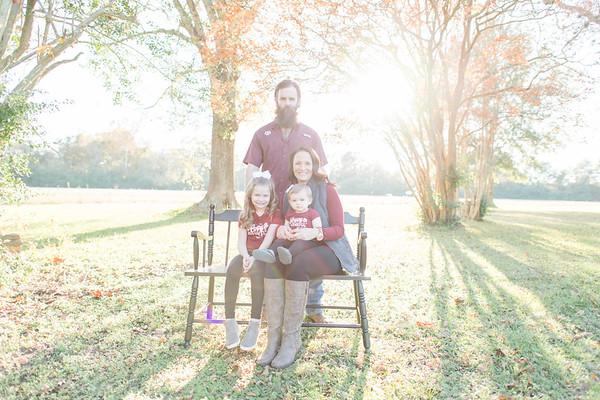 Sharon and Nathan Ogg Family