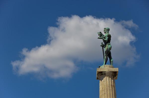 Belgrade visit