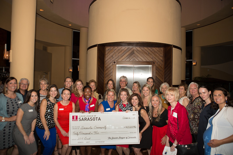 Junior League Sarasota Community Grant Recipients 1819