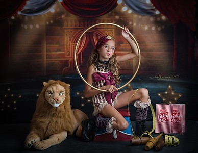 Vintage Circus / Carnival Theme