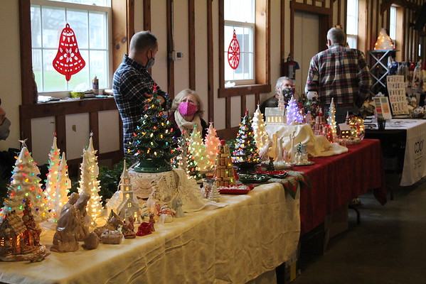 20' December Burton Craft Show