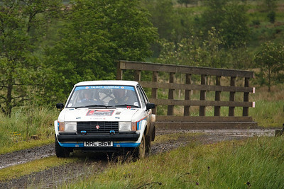 S. M. C. Members at the Carlisle Stages Rally (22nd of June 2013)