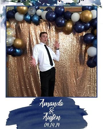 Austen & Amanda's Wedding (09/14/19)
