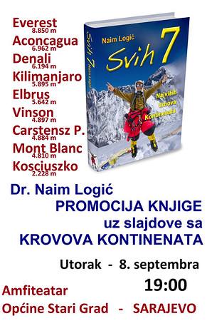 Svih 7 - Promotion Sarajevo