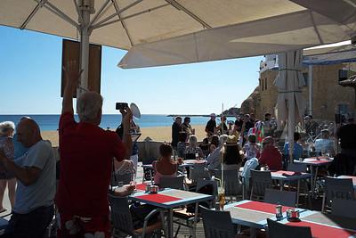 De Amerblaozers - live in Albufeira, Algarve