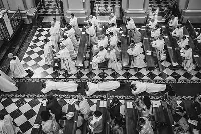 Ordenación Sacerdotal - 19.06.2021 - Basilica de Atocha