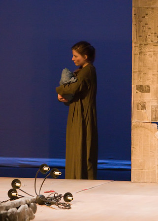 """2008 Winter Play - """" By the Skin of Our Teeth"""""""