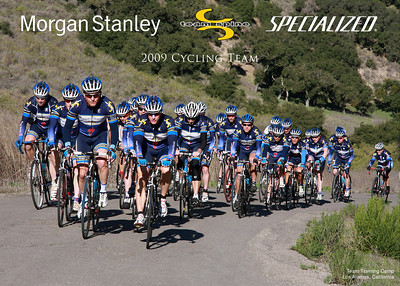 2009 Morgan Stanley Cycling Team