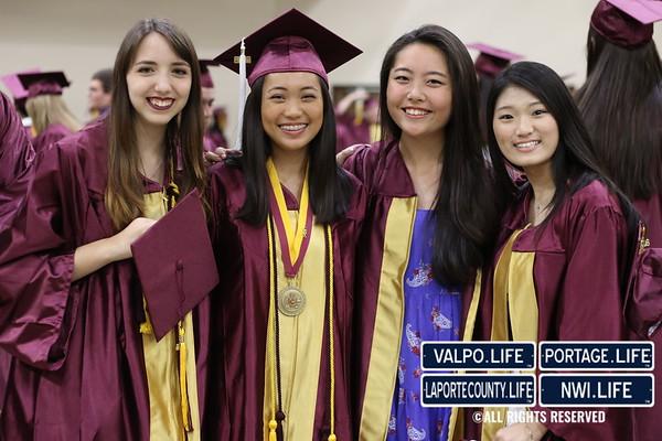 2016 Chesterton High School Graduation
