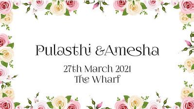 27.03 Amesha & Pulasthi