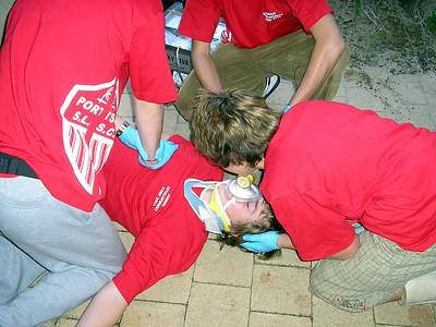 July 2004 - Junior Development Camp