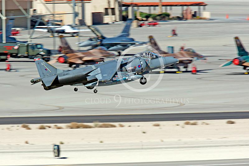 BAE Harrier 00032 BAE Harrier British RAF ZD463 by Peter J Mancus.JPG