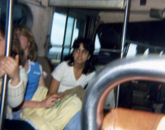 1980 06 - Freds 7th Grade School trip