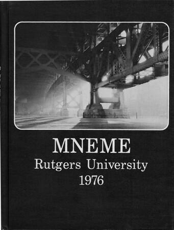 Rutgers Camden 1976 Yearbook Mneme