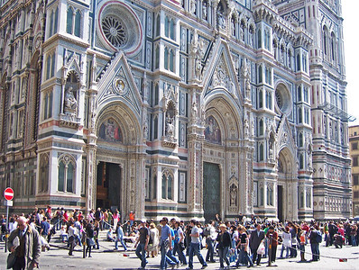Italy - Venice to Florence
