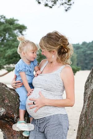 Zwangerschapsfotografie Soesterduinen
